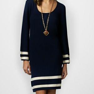 Lilly Pulitzer Connie Sweater Dress High Seas Sz S